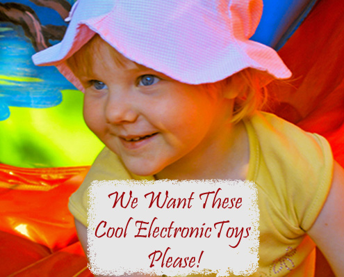 Exciting Electronic Learning Toys Toddlers Love All Day
