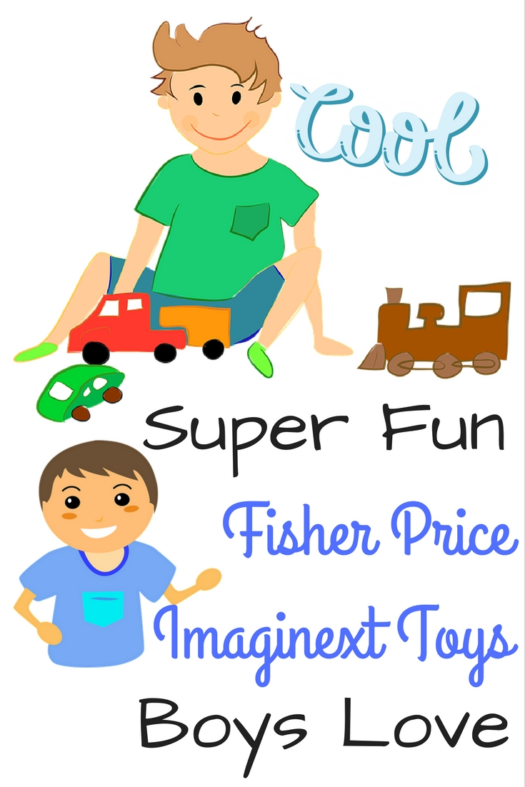 Cool Boy Toys 2013 : Super cool imaginext toys boys really want this year