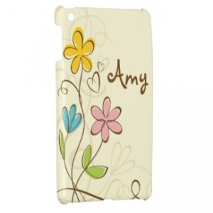 Floral iPad Mini Cases and Covers