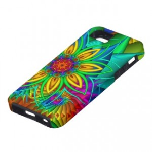 Floral iPhone 5S Cases and Accessories