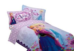 Disney's Frozen Bedding and Home Decor