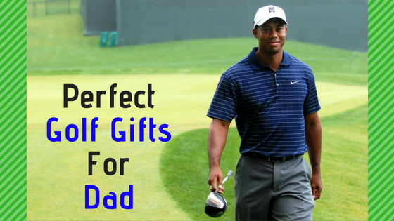 golf gifts dad