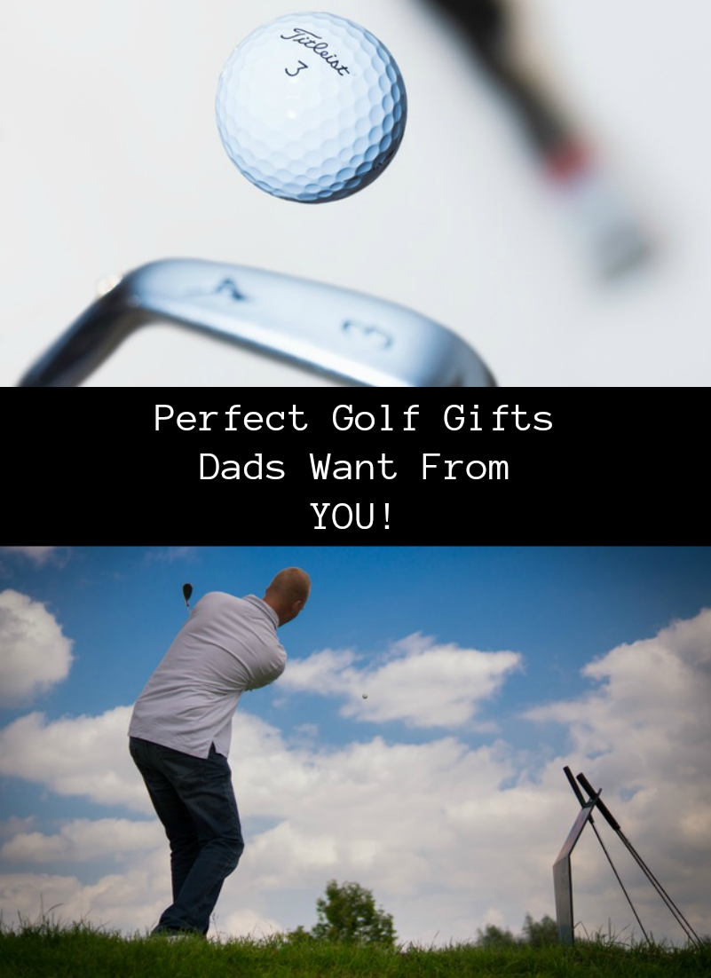 golf gifts men ideas