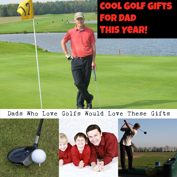 golf themed gifts men