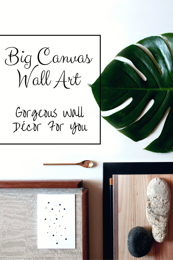 great big canvas art
