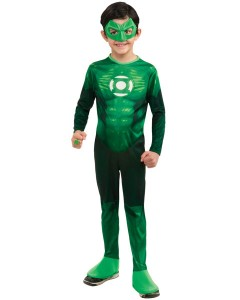 Review of Green Lantern Costume for Boys