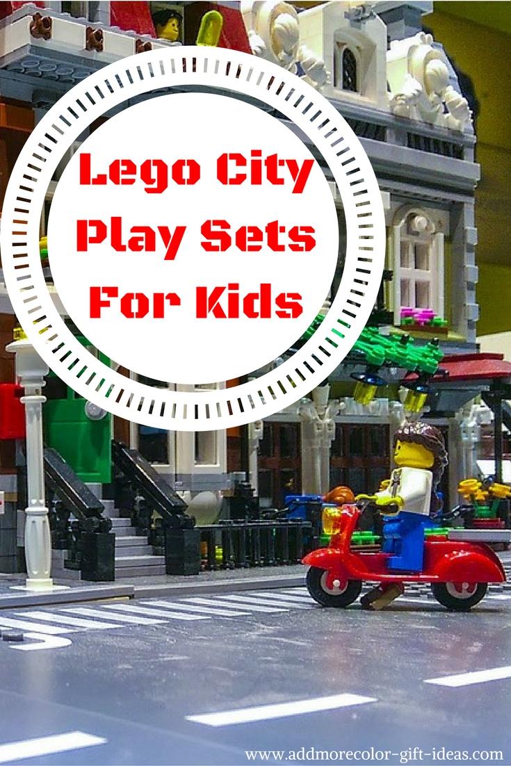 lego city all sets