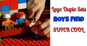 Lego Duplo For Boys Can Be Super Fun!