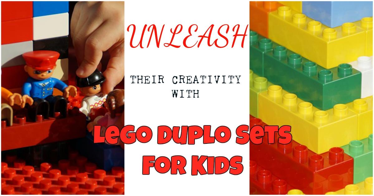 lego duplo sets for kids