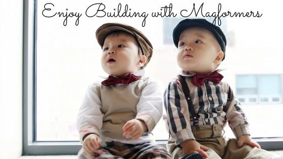 magnetic building sets kids