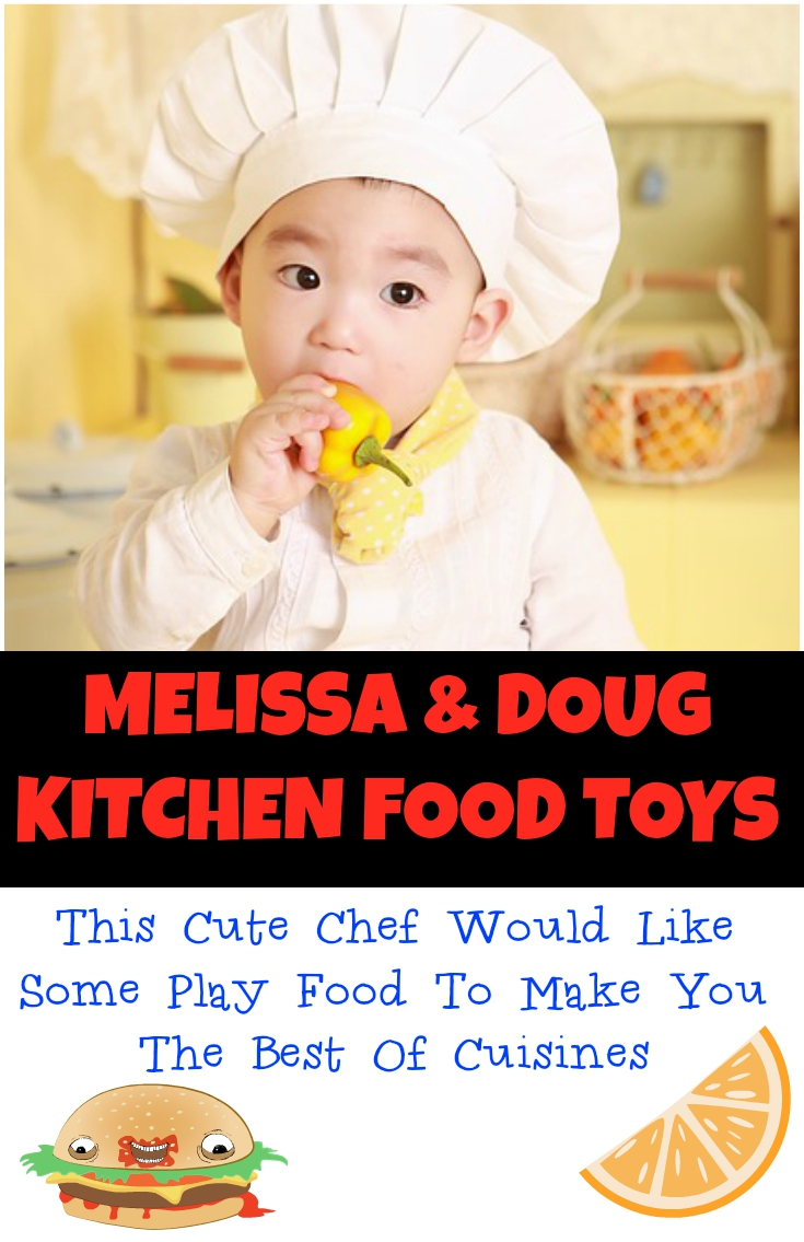 melissa doug toy food