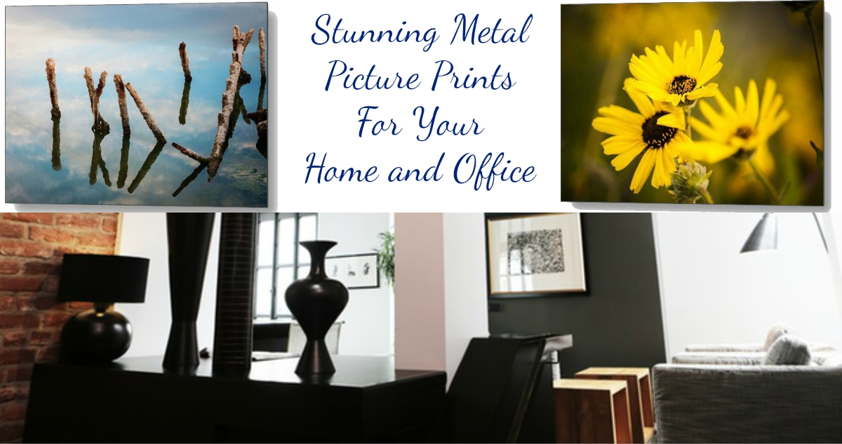 metal picture prints