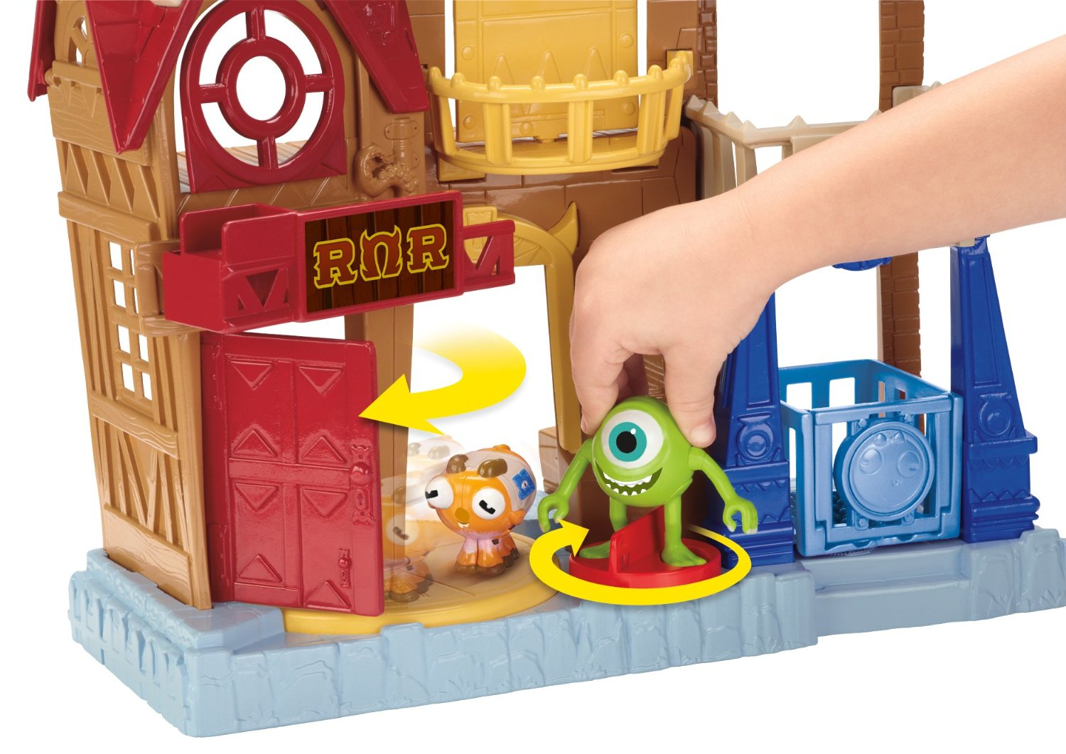 Toys For Everyone : Monsters university toys apparels for everyone