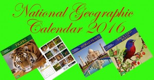 Get Dazzling National Geographic Wall Calendar 2016