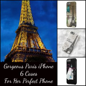 Dazzling Paris iPhone 6 Case For Her Please?