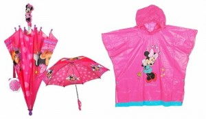 Rain Jackets, Boots and Umbrellas for Girls