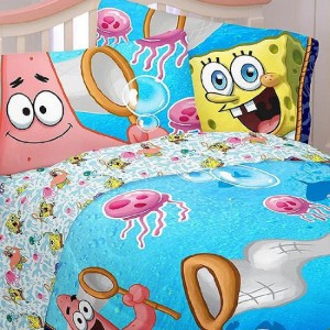 Spongebob Squarepants Bedding and Home Decor Ideas