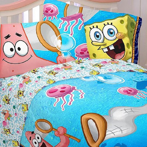 SpongeBob Squarepants Home Decor Ideas
