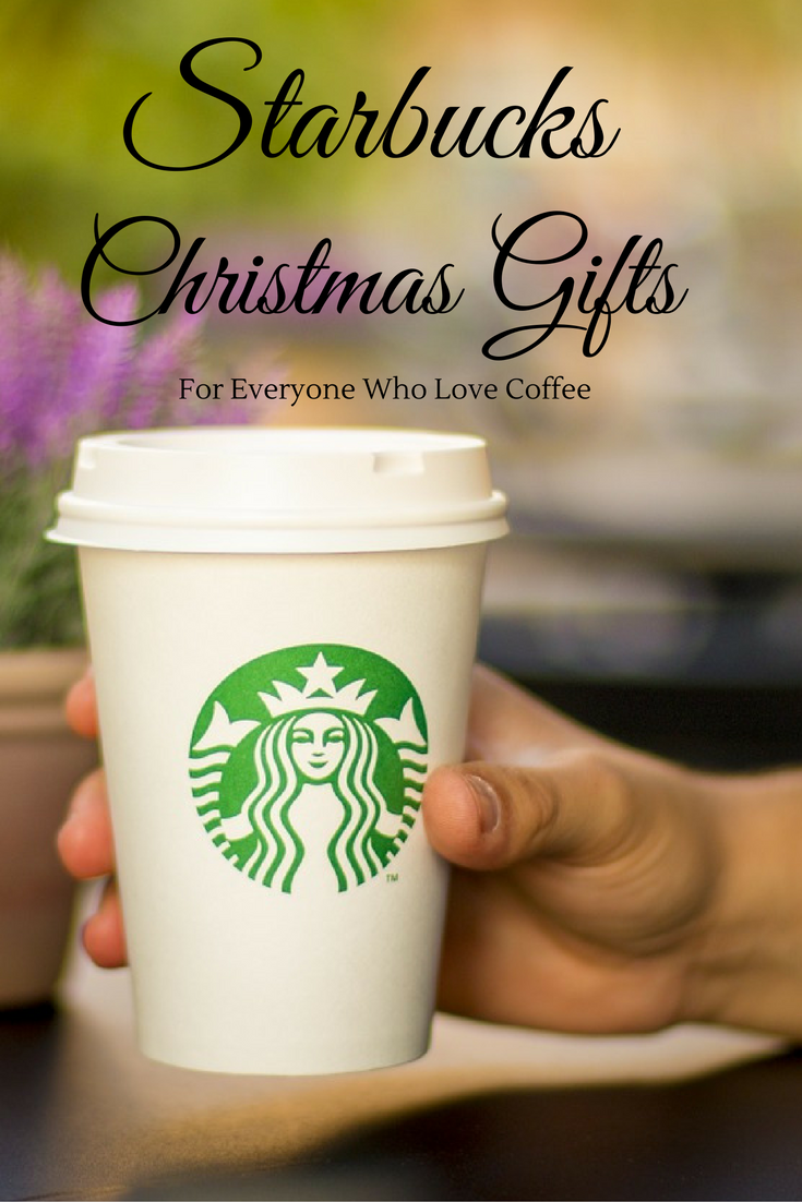 starbucks holiday gift sets