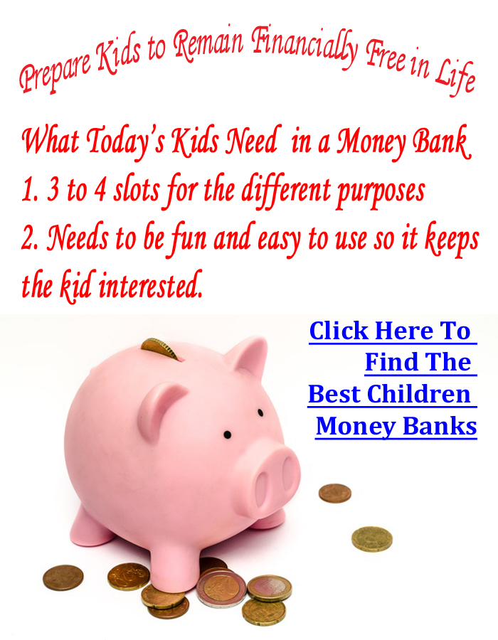 teach financial literacy kids