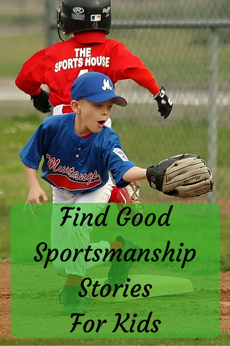 teach good sportsmanship kids