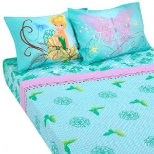 Tinkerbell Bedding For Girls