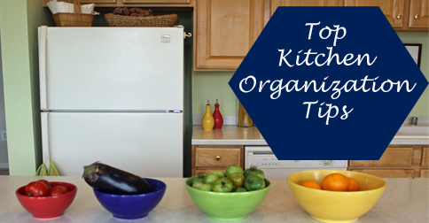 how to save space in the kitchen