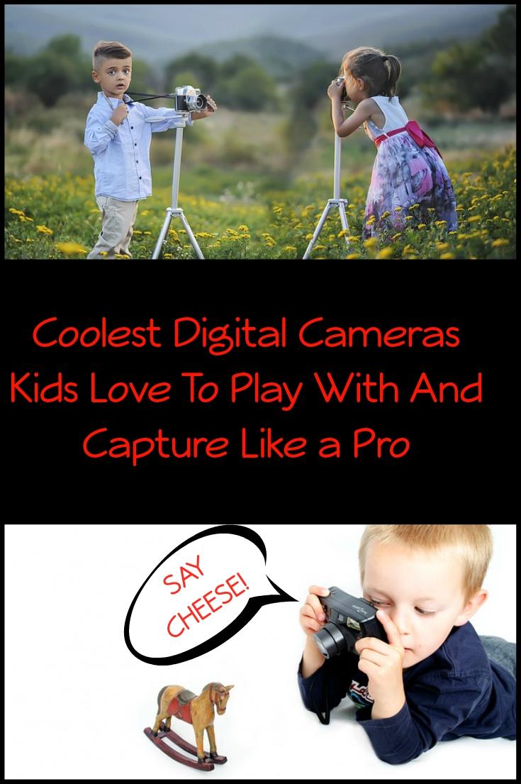 toy digital cameras kids