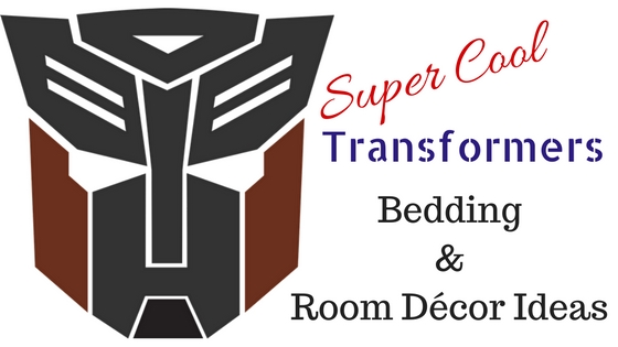 transformers bedding kids