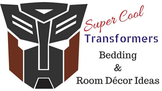 transformers bedding kids