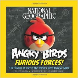 Cool and Fun National Geographic Angry Birds Books
