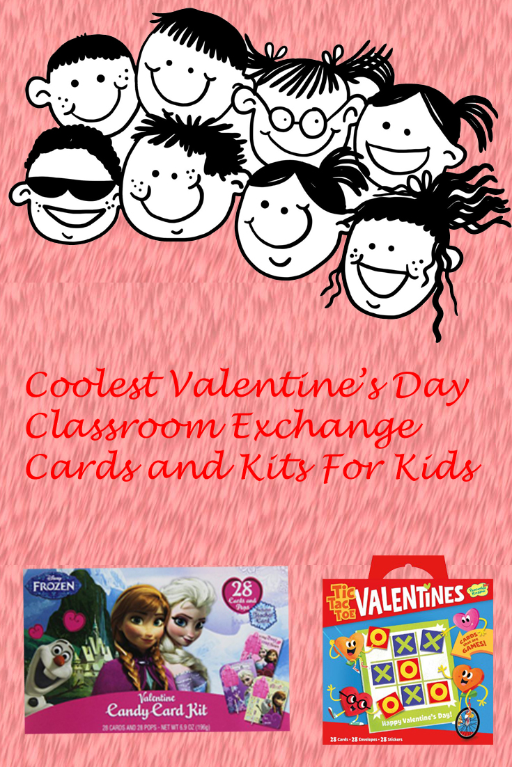 Valentine Card Ideas Kids Want To Take To The Class Party – Class Valentine Cards
