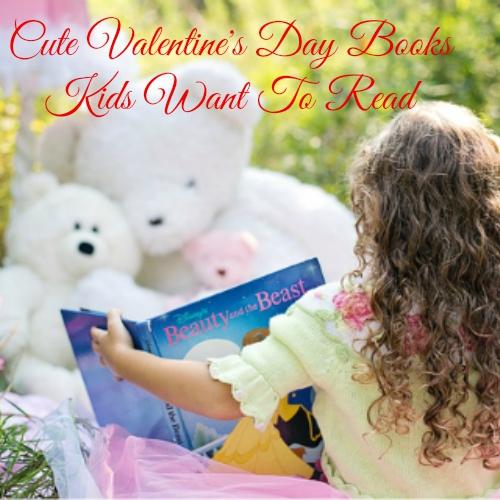 valentine day books children
