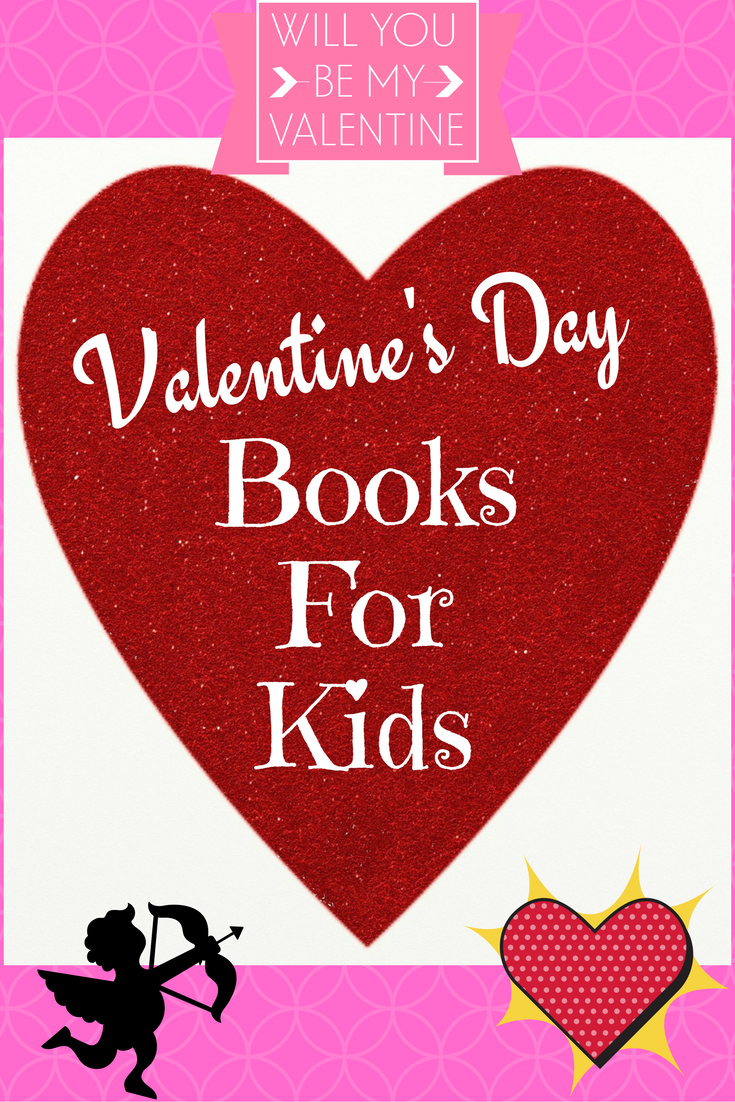 valentine day books kids
