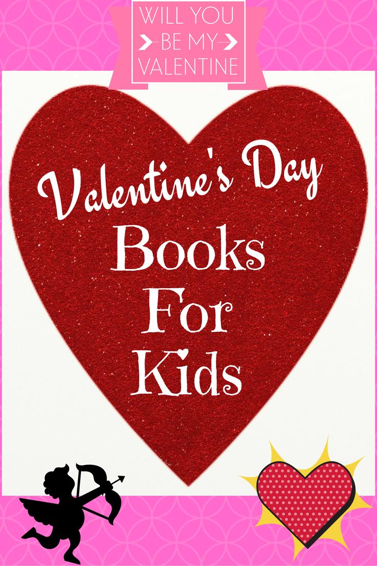 valentine day books kids