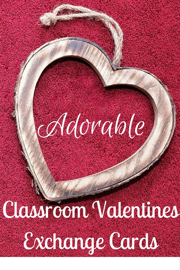 Valentine Card Ideas Kids Want To Take To The Class Party – Classroom Valentine Card Ideas