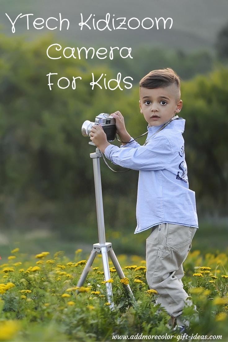 vtech camera kidizoom