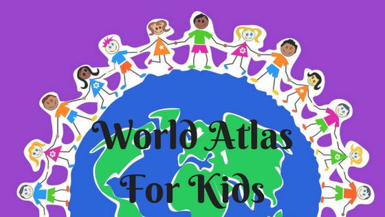 world atlas kids